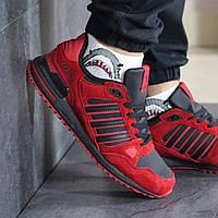 Мужские кроссовки демисезонные Adidas 8354 Красные, фото 1