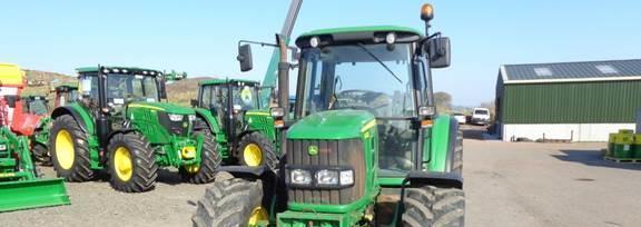 Трактор John Deere 64301, 2012 г.в.
