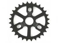 BMX запчасти:Звёзды:Haro:Звезда Haro 12 C/W Forum Lite 28T черный