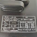 Сварочный инвертор Stromo SW-295 в КЕЙСЕ, фото 6
