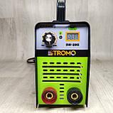 Сварочный инвертор Stromo SW-295 в КЕЙСЕ, фото 8