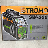 Форсаж дуги! Зварювальний апарат Stromo SW 300 А, фото 3