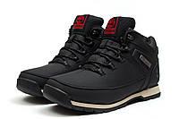 Мужские зимние кроссовки в стиле Timberland, черные 46 (30 см)