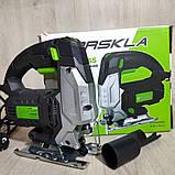 Набір електроінструменту: Електролобзик Мережевий шуруповерт Ударний дриль, фото 5