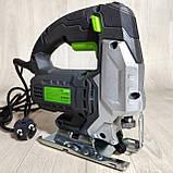 Набір електроінструменту: Електролобзик Мережевий шуруповерт Ударний дриль, фото 8