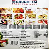 Мультиварка Грюнхельм 24 программы 5 литров, фото 8