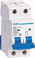 Авт. выключатель NB1-63DC 2P C2A DC500V 6KA