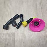 Электрический аккумуляторный опрыскиватель Spektr SES-18 литров, фото 5