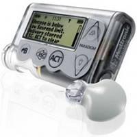 Помпа инсулиновая PARADIGM VEO в комплекте с минилинком, Медтроник Минимед США с меню на русском языке