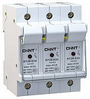 Держатель предохранителя NRT28-1253P22x58base(EU)