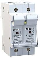 Держатель предохранителя NRT28-32X2P10x38base(EU)