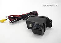 Штатная камера заднего вида Mitsubishi Lancer (Falcon SC27HCCD-170-R)