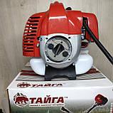 Бензокоса Тайга БГ-4300 мотокоса, фото 9