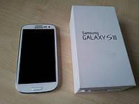 "SAMSUNG GALAXY S3 I 9300 1 Sim экран 4,7"" ANDROID 4 +ЧЕХОЛ В ПОДАРОК!"