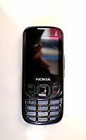 Nokia duos 6303 нокиа на 2 сим карты в металлическом корпусе
