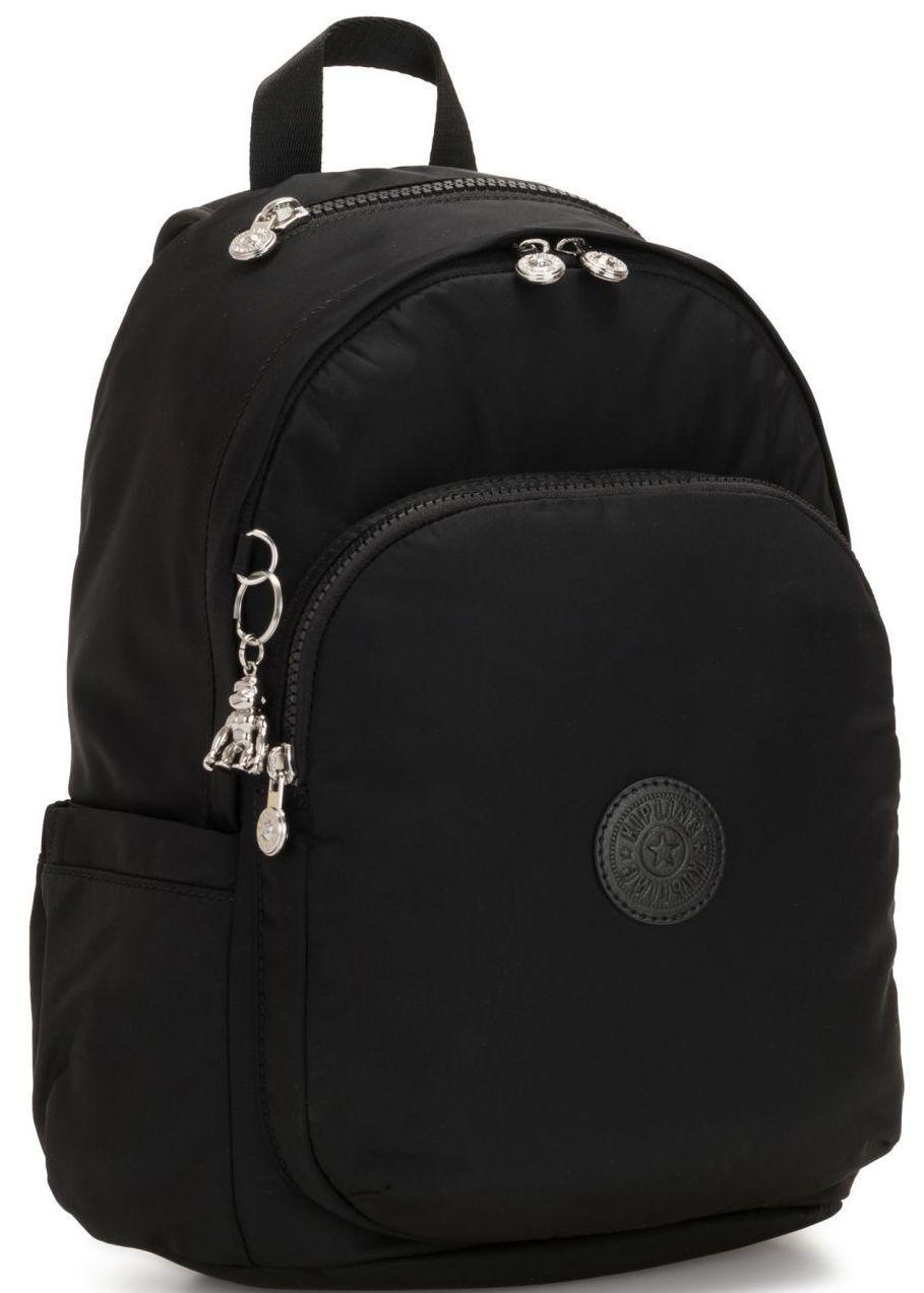 Городской рюкзак из ткани Kipling Paka черный на 25л