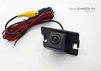 Штатная камера заднего вида Mitsubishi Galant (Falcon SC48HCCD-170-R)