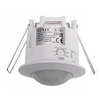 Датчик движения Luxel 360° 1200W IP20 белый (MS-04W)