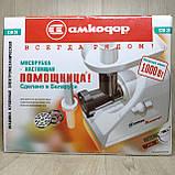 Белорусская Электрическая мясорубка Белвар КЭМ-36/220-4, фото 2
