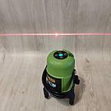 Лазерний рівень Procraft LE-3D (червоний промінь) нівелір, фото 8