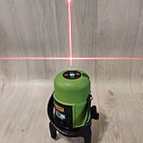 Лазерний рівень Procraft LE-3D (червоний промінь) нівелір, фото 9