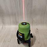 Лазерний рівень Procraft LE-3D (червоний промінь) нівелір, фото 10
