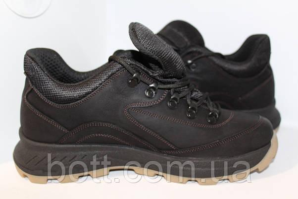 Кожаные осенние ботинки, фото 3