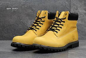 Мужские зимние ботинки в стиле VanKristi, 45 (29,5 см)