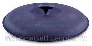 Кришка чавунна Сітон, не емальована. Діаметр 500мм., фото 2