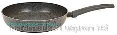 Сковорода Биол Граніт грей з антипригарним покриттям 26134П, фото 2