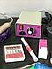 Стартовый набор для маникюра фрезер Lina 25000,Лампа sunone 48вт,kodi, фото 4