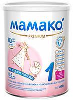 Mamako Смесь на козьем молоке PREMIUM 1 (0-6 мес) 400г Суміш молочна суха