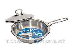 Сковорода из нержавеющей стали с крышкой Arian Gastro 22 см 4TVDGR0022002