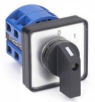 Кулачковый переключатель LW32-10/C02/1, 10А, 2Р,