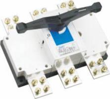 Рубильник NH40-1000/3W, 3P, 1000А, выносная рукоятка управления