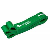 Резинка для фітнесу 23-57 кг HS-L044RR green