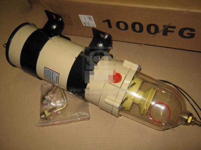 Фильтр топливный (сепаратор воды) MAN, DAF, КАМАЗ, (Rider). RD 1000FH