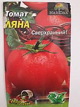 Томат Ляна сверхранний 3 гр.(минимальный заказ 10 пачек)