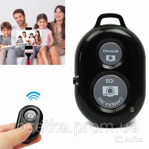 Дистанционный Bluetooth пульт для камеры смартфона, монопода