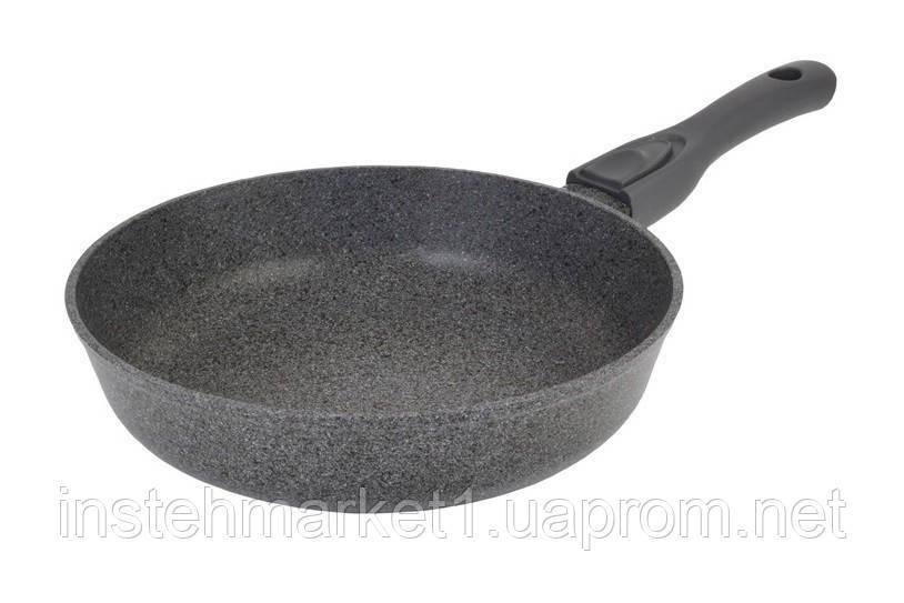 Сковорода антипригарна з індукційним дном Біол 24 см 24074И