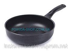 Сковорода с антипригарным покрытием Элегант Биол 24 см 2409П