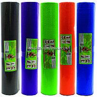 Коврик для йоги и фитнеса. Йогамат, 173х61х0,6 см (M 0380) - 5 цветов