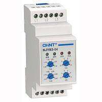 Реле контроля фаз NJYB3-8 AC380 В