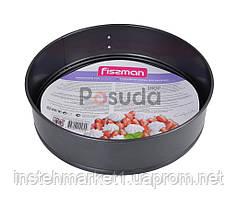 Форма разъемная для выпечки Fissman 26x6,8 см
