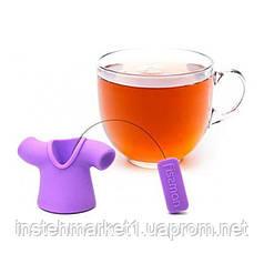 Ситечко силиконовое для заваривания чая Fissman маечка