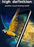 Захисне скло 9D для Iphone 6 6S чорне Premium якість, фото 5
