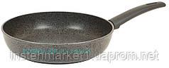 Сковорода Биол Гранит Грей с антипригарным покрытием 24134П