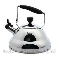 Чайник кухонный из нержавеющей стали Fissman PARIS 2,7 л