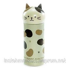 Термос детский Fissman котенок белый 250мл