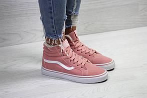 Женские зимние кроссовки в стиле Vans, 36 (23 см)